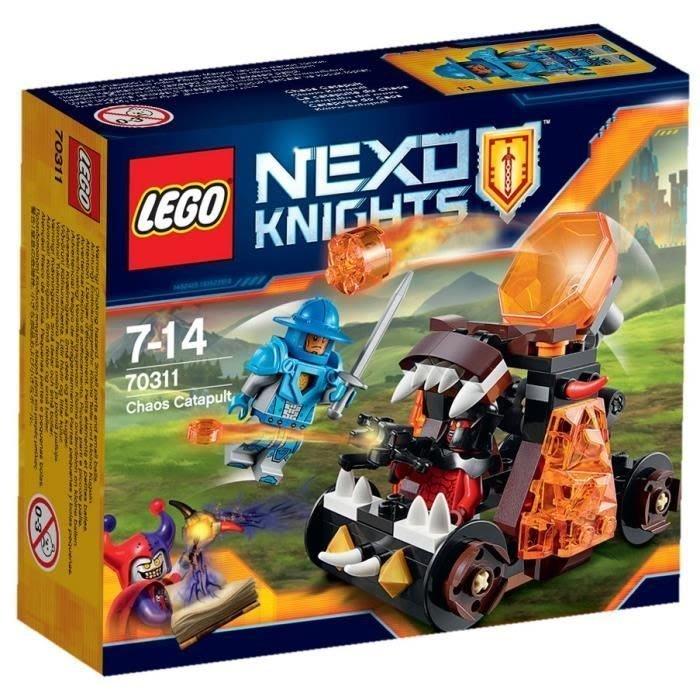 現貨可超取【LEGO 樂高】全新正品 益智玩具 積木/ 未來騎士團: 爆炎投石車 NEXO KINGHTS 70311