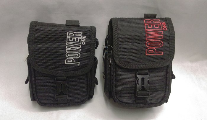 @【 乖乖的家】~~(耐用型)【POWER ONE 】腰掛包、斜背包、手機袋~~特價350元 #8784(白字缺貨)