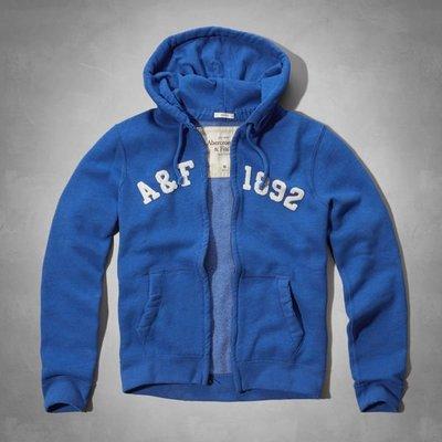 Abercrombie & Fitch 棉質連帽外套 122-231-0262-022 MY-麋鹿AF嚴選全新真品