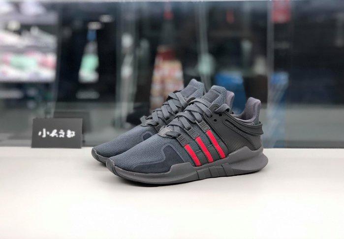 ☆小B之都☆ Adidas EQT Support ADV BB6777 黑 紅線 CUCCI色 全黑款