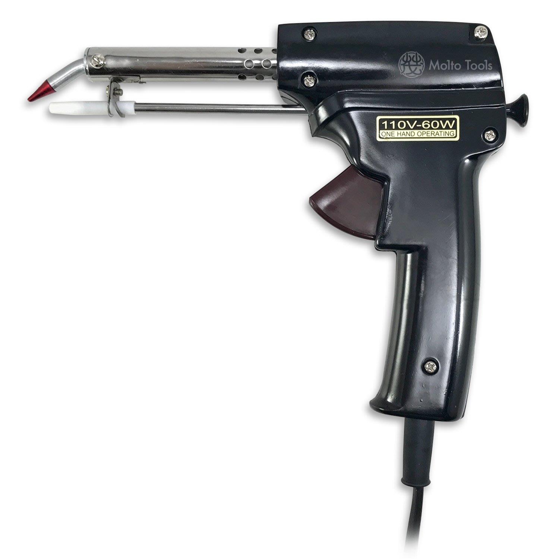 【老爹就是有鉗】KOTE 單手焊接 40W 110V 自動出錫烙鐵 自動出錫槍 自動送錫槍