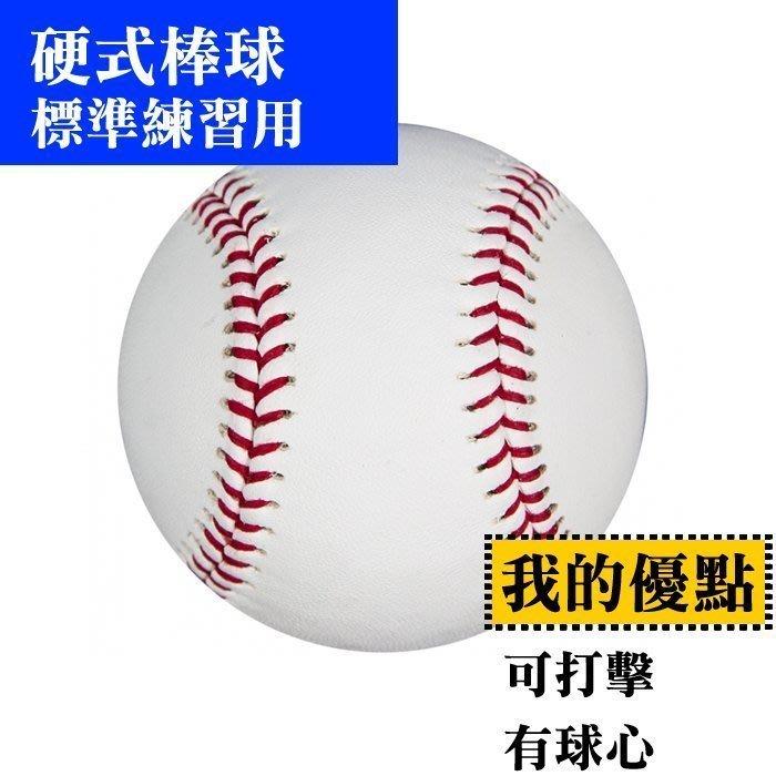 【士博】硬式紅線棒球 練習用( 軟木橡膠球心 可打擊 可簽名 )平均 50元 / 顆 限量回饋