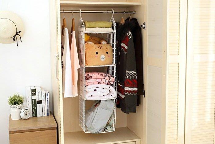 創意折疊衣櫃【小二大二層】收納架衣物整理架寢室宿舍儲物架置物架
