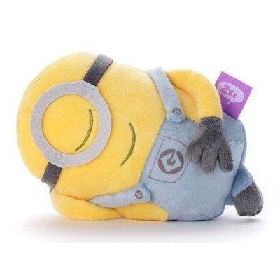尼德斯Nydus 日本正版 Minion 神偷奶爸 小小兵 娃娃 抱枕 玩偶 約15cm 凱文 史都華