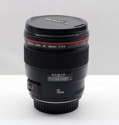【台南橙市3C】 Canon  35mm F1.4 L USM 大光圈 Canon 35 mm f1.4 # 51853