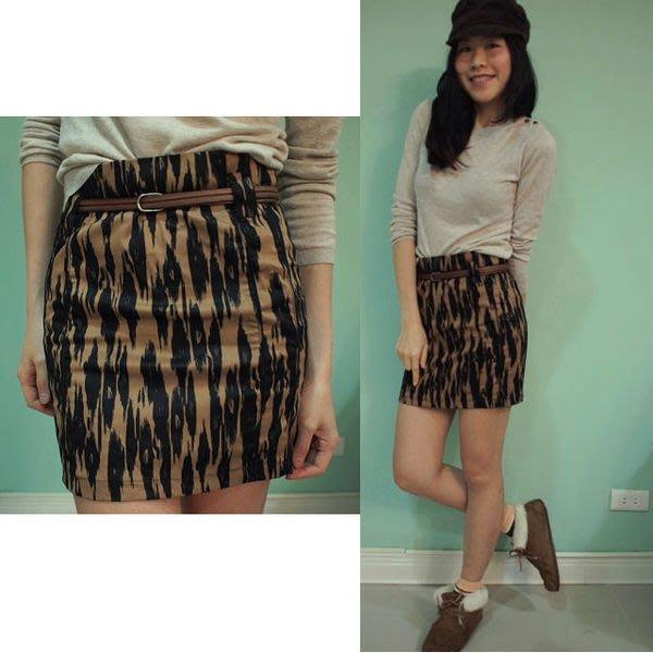 加拿大品牌 dynamite 女生款彈性棉質休閒短裙 (新款上市.特價出售)