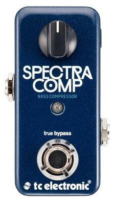 ☆ 唐尼樂器︵☆ TC Electronic SpectraComp Bass Compressor 單顆 效果器