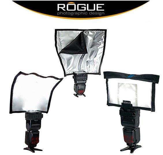 呈現攝影-美國 Rogue樂客 LF-4021 大型柔光罩超值組 可折式反射板 柔光罩 柔光片 閃光燈 聚光