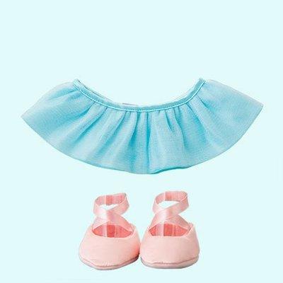 尼德斯Nydus 日本 東京迪士尼海洋限定 達菲熊 Duffy 史黛拉兔 Stella Lou 衣服組 裙子+鞋子