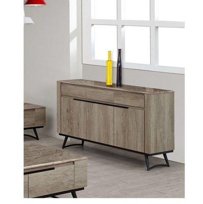 【zi_where】*賓利~5尺浮雕耐磨石面餐櫃/碗盤櫥櫃/電器櫃/廚物櫃 $11500( 高雄市區免運)