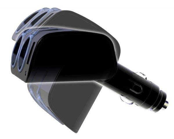 【翔浜車業】日本純㊣SEIKO 星光產業 EM-111 USB+2孔電源插座 手機車充(1.2A)