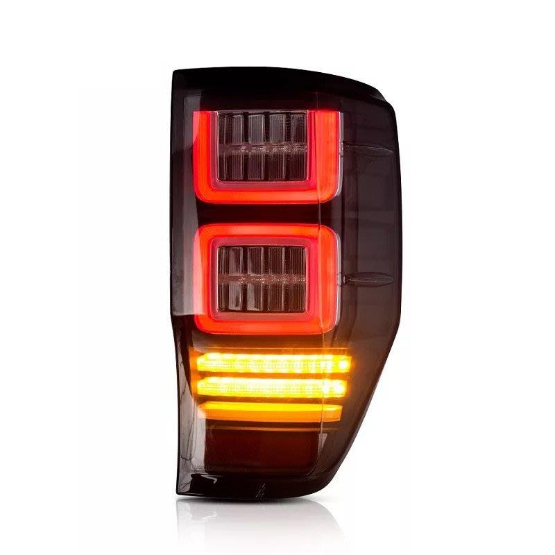 合豐源 車燈 福特 RANGER T7 16 17 18 年 尾燈 後燈 LED 導光 流光 跑馬 方向燈 皮卡 撼路者