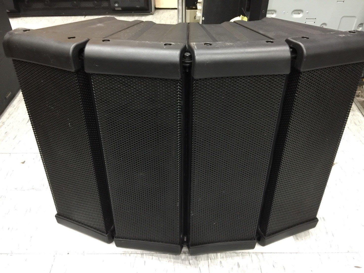 PA矩陣喇叭ZMX 5H 8歐姆600瓦