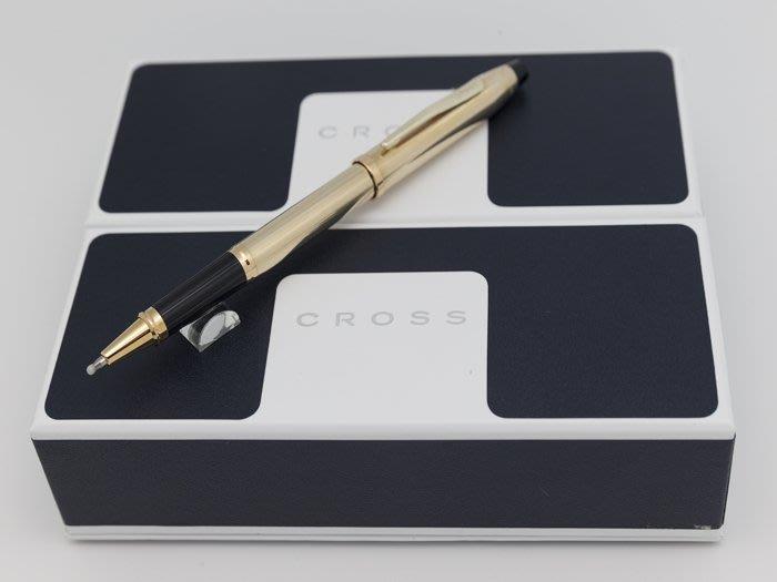 【網路最低】CROSS 高仕 Century 4504 10K鋼珠筆