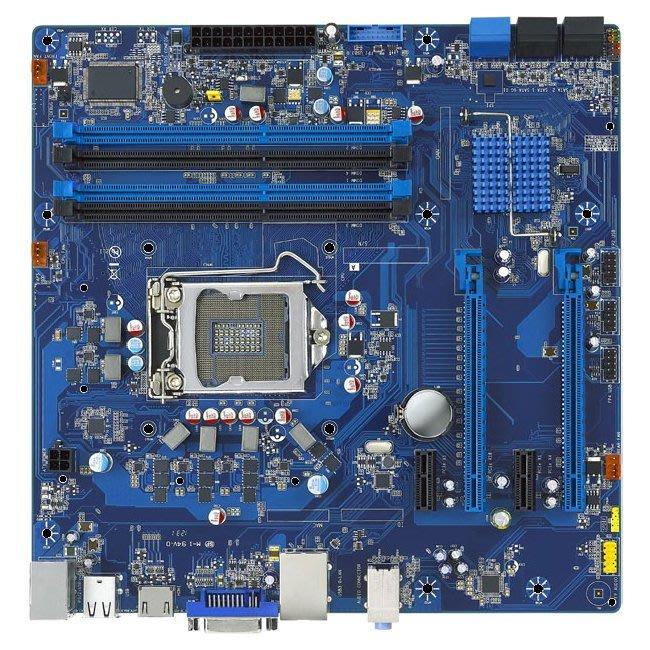 [239] Intel Desktop Board DZ75ML-45K BIOS晶片