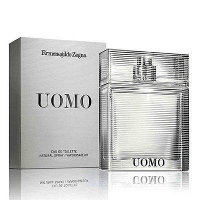 戀香水---Ermenegildo Zegna 傑尼亞 UOMO 男性淡香水 100ml