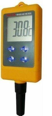 TECPEL 泰菱 》DTM3107 防水探針式溫度計 探針式電子溫度計 -50 °C + 300°C DTM-3107