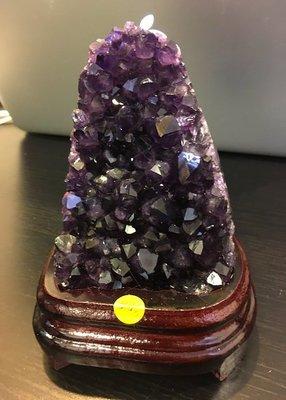 小晶洞 烏拉圭紫水晶 紫晶簇 紫晶簇 收藏級 辦公小物 風水擺設 紫水晶洞 貴人 送男友