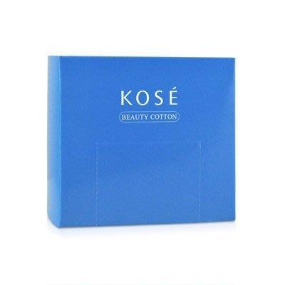姍姍美妝 KOSE 高絲雪肌精 化妝棉 高品質化粧棉 / 精緻化妝棉 1盒50入 期限2020年07月
