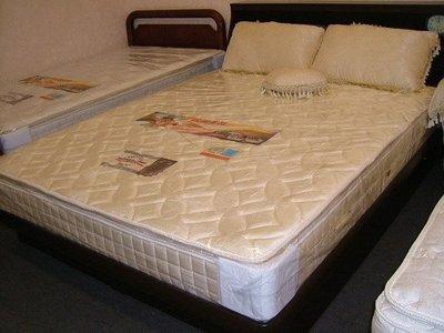 ※專業睡眠館※英國原裝進口一線鋼尊貴三...