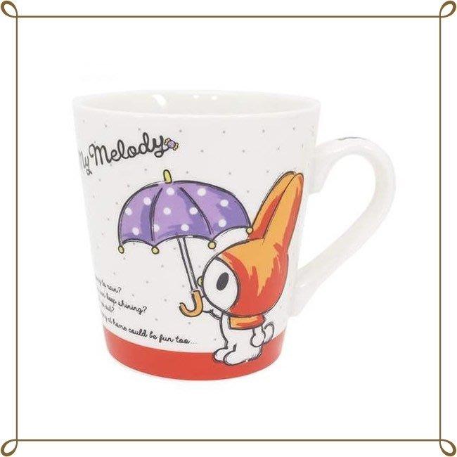 美樂蒂 馬克杯 奶爸商城 雨傘 406899  通販 奶爸商城 特價