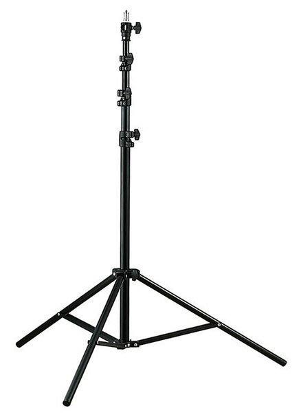 呈現攝影-德國Phottix H-280 氣壓鋁合金燈腳架 外接閃燈 四節燈架 高280cm 低83cm 外拍燈 離機閃