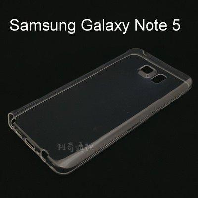 超薄透明软壳 [透明] Samsung N9208 Galaxy Note 5