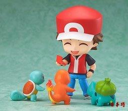 【南部總代理】神奇寶貝 GSC 425 小智+小火龍+妙蛙種子+傑尼龜 港 精靈寶可夢 Pokemon 公仔 情人節 皮