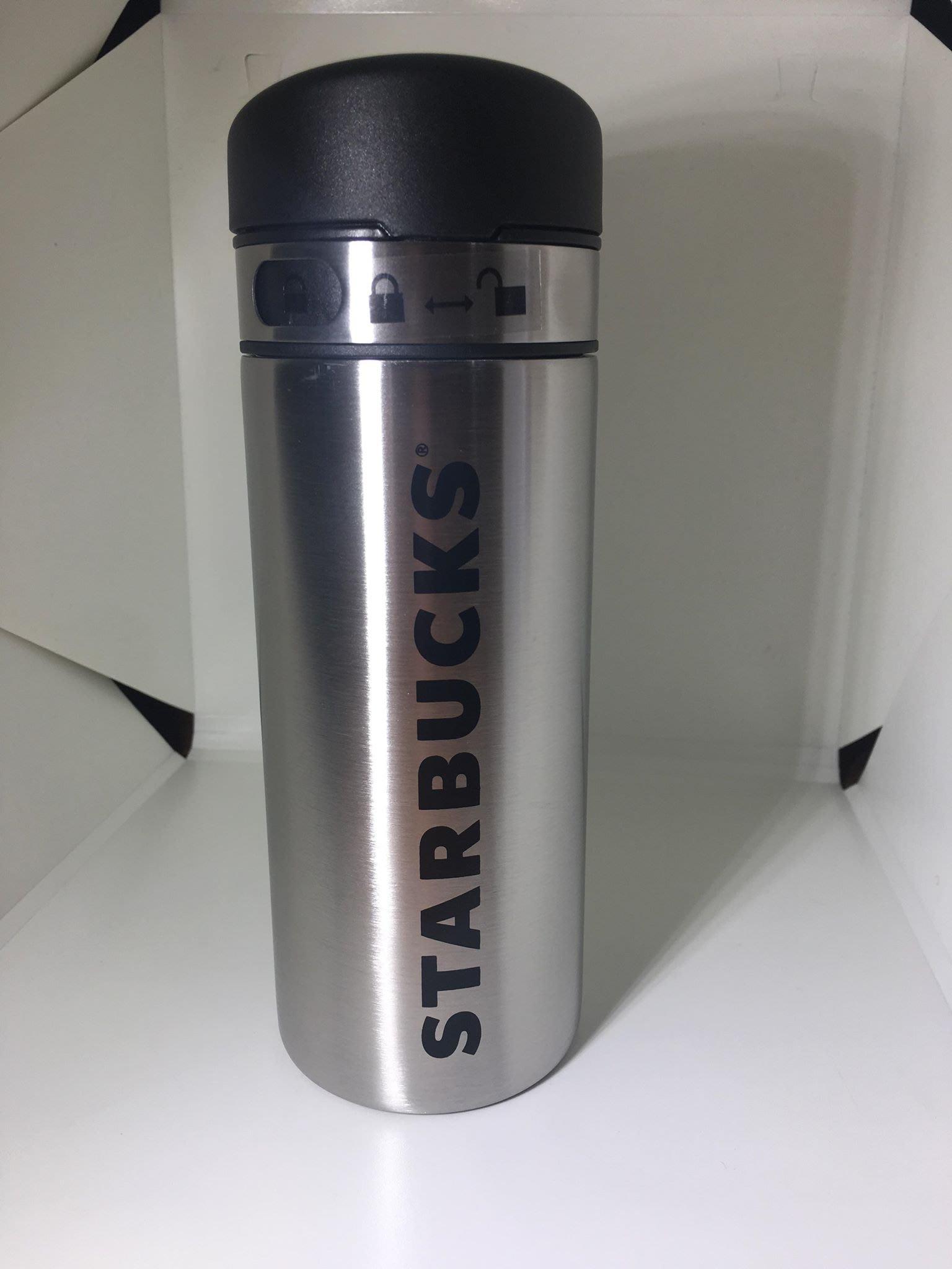 °限量♠出售σ 全新 限量 【 星巴克THERMAL品牌不鏽鋼瓶 】 STARBUCKS不鏽鋼瓶 快速出貨 台北面交