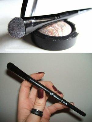 【愛來客 】 Youtube達人推薦美國平價品牌ELF EyeShadow C brush 眼影刷化妝刷抗菌(現貨)
