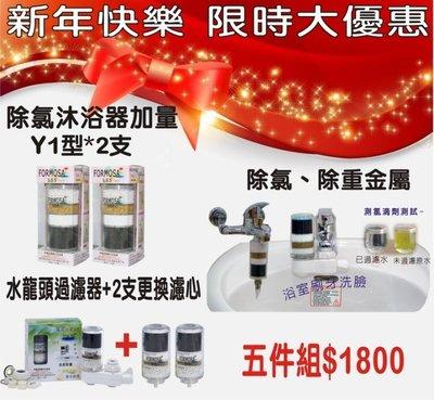 【七星淨水】除氯蓮蓬頭加量沐浴器Y1*...