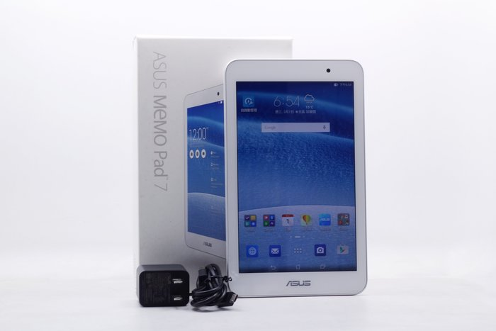 【台中競標】Asus Memo Pad ME176CX 白 8G Wi-Fi 無法過電開機 故障機出售 #10825
