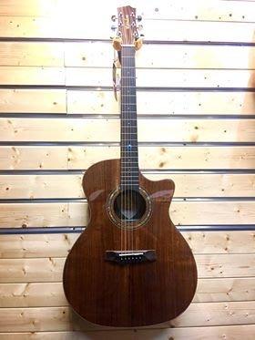 【金聲樂器】Randon RG-54C 相思面單 附厚琴袋 民謠 吉他 RG54C