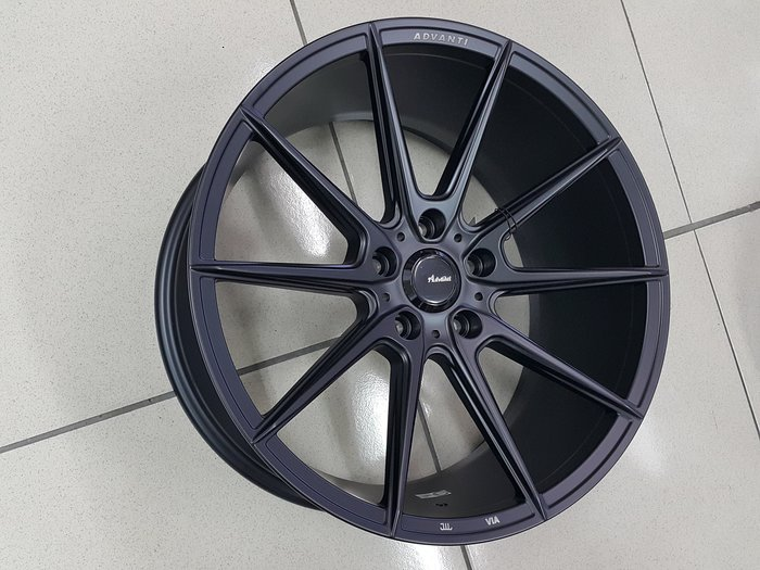 ╭☆輪鋪☆╯全新 MAT16 旋壓輕量化鋁圈 18吋5孔120 平光黑-BMW /E46/E90/F10/F30
