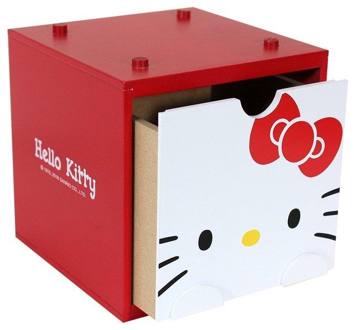 Hello Kitty KT疊疊樂積木盒KT1044
