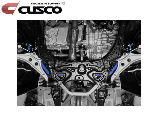 【Power Parts】CUSCO 前下防傾桿 HONDA CIVIC FK8 TYPE R 2017-