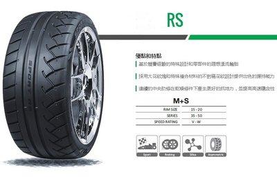 ☆光速改裝精品☆ GOODRIDE SPORT RS 235/35/19 輪胎