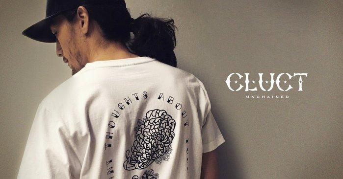 GOODFORIT / 日本品牌CLUCT CHRYSANTHEMUM Tee傳統日式菊花上衣/兩色