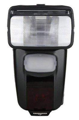 呈現攝影-品色 Mago TTL高速閃光燈 CANON ETTL 高速同步 GN65 LED燈 送專用柔光罩