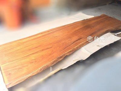 【緬甸柚木-TKWOOD】TK169 柚木書桌・原木桌板・柚木吧檯/餐桌・柚木地板・柚木拼板、家具、樓梯板