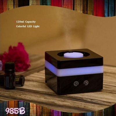 【單機】 120ml容量 觸控USB日式無印刷噴霧水氧機 加濕器 擴散器 薰香機 MD400
