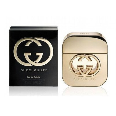 Gucci GUILTY 罪愛 女性淡香水 50ML【小7美妝】