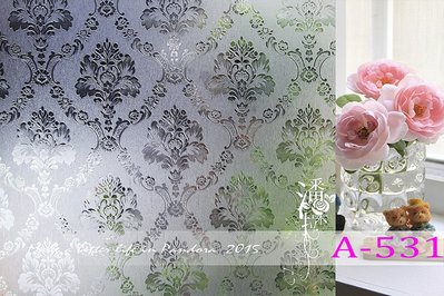 [潘朵拉時尚館]A531無膠靜電玻璃窗...