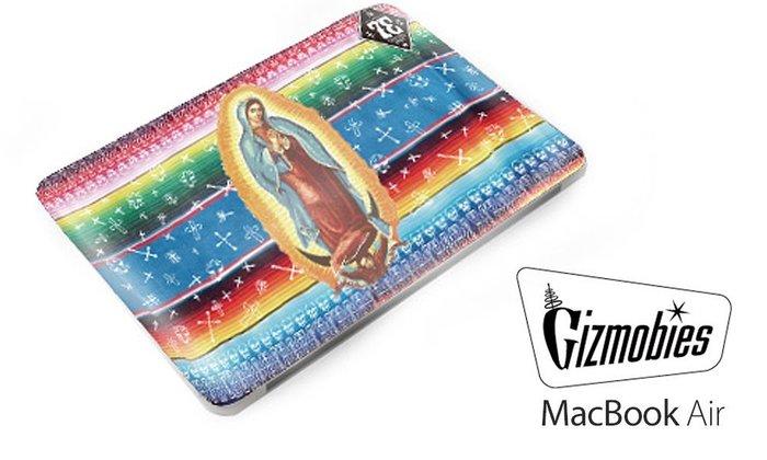 "GOODFORIT / 3C專門廠牌Gizmobies Macbook 11""墨西哥聖母專用保護貼"