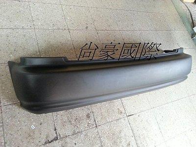 HONDA系列~CIVIC K8-99-3門 全新 後保桿 塑膠PP