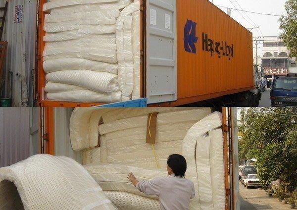 ※專業睡眠館※頂級馬來西亞進口天然原裝乳膠床15CM一體成型 雙人尺寸~可訂製尺寸~雙iso國際品質認證(市價3成)