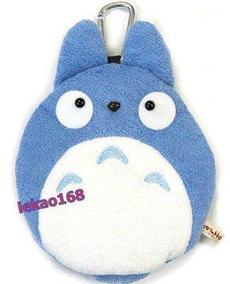 宮崎駿電影Totoro中龍貓付掛鍊零錢...