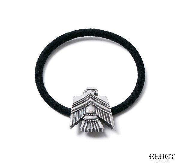 GOODFORIT / 日本品牌CLUCT EAGLE CONCHO南美原住民老鷹髮圈手環/銀、銅