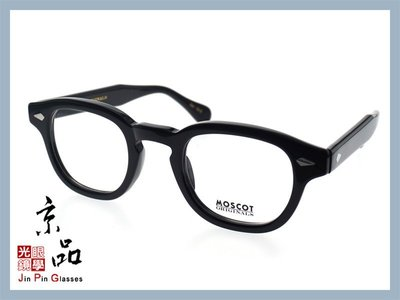 MOSCOT ORIGINALS LEMTOSH 黑色 瑪士高 手工 眼鏡 鏡框 經典 紐約NYC JPG 京品眼鏡