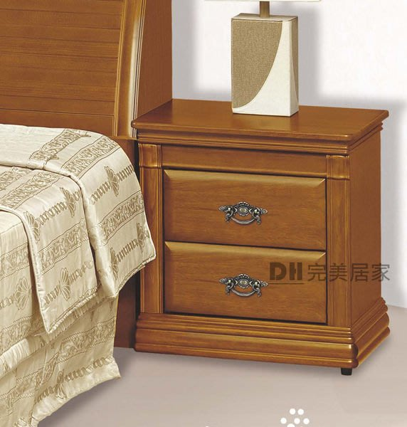 【DH】貨號CB005-3《威納》1.8尺樟木收納床頭櫃/床邊櫃˙主要地區免運